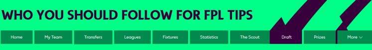 Who To Follow FPL 1024x138 - The 2018/19 Fantasy Premier League Guide