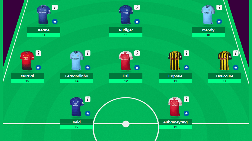 MyFPL, GW10: Updated Watchlist, Players To Consider