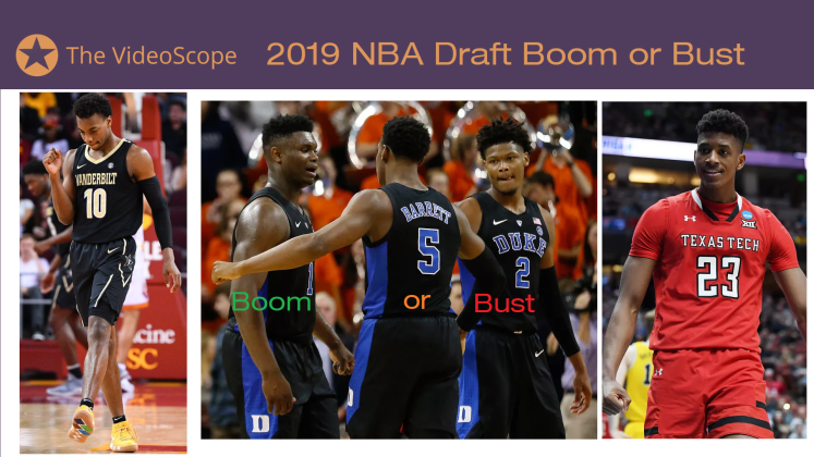 NBA Draft 2019 Boom or Bust 1024x576 - NBA 2019 Draft: Boom or Bust Predictions
