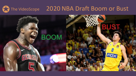 NBA 2020 Draft: Boom or Bust Predictions
