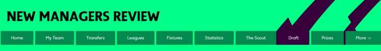 New Managers Review 1024x138 - The 2021/22 Fantasy Premier League Guide