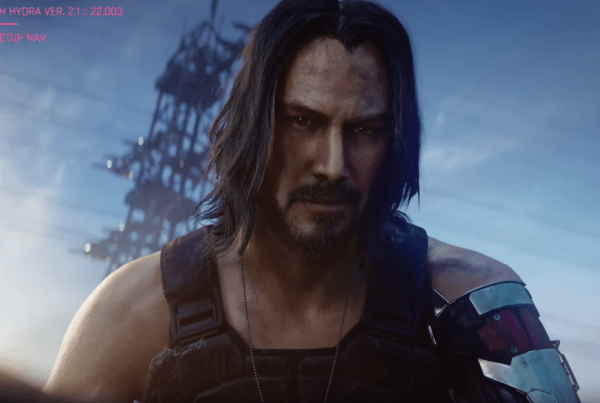 Keanu Reeves Stars In The Incredible Trailer For Cyberpunk 2077 image of Keanu Reeves