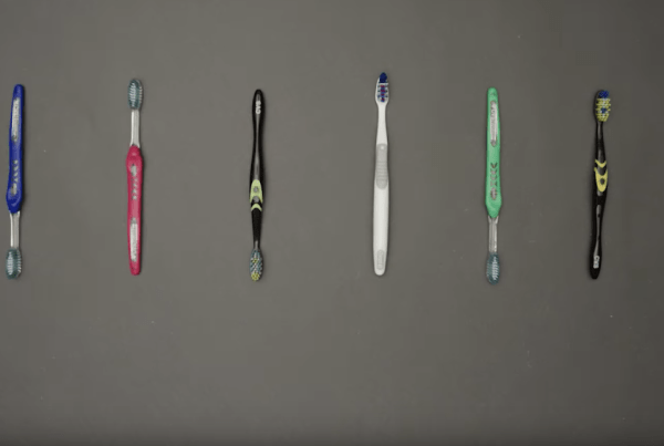 How Toothbrushes Are Causing A Plastic Waste Crisis image of toothbrush
