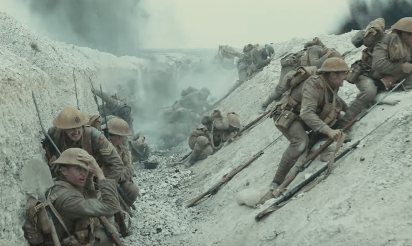 Trailer For 1917 Takes You Inside The Chaos Of WW1 image of 1917 trailer