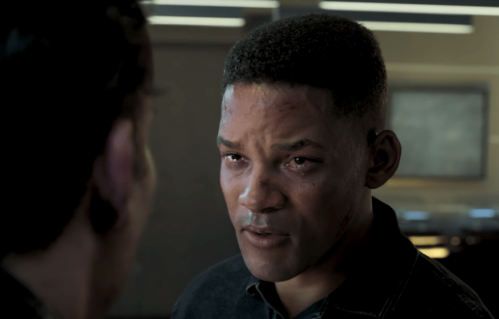 How Will Smith Was Made To Look 25 Years Younger In