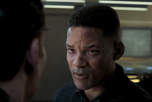 "How Will Smith Was Made To Look 25 Years Younger In ""Gemini Man"" image of Will Smith"