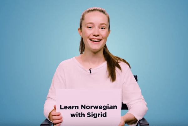 Sigrid Teaches You Norwegian Slang image of Sigird