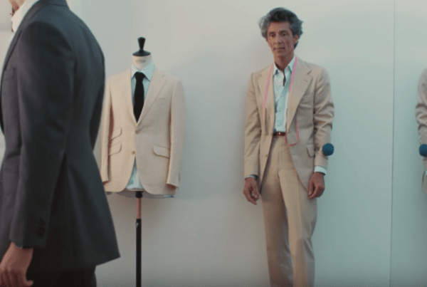 Mr Porter Shows Us How One Brand Is Rethinking The Suit image of Mr Porter