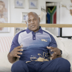 Interview Shows Late Rugby Star Chester Williams Discussing Life Under Apartheid image of Chester Williams