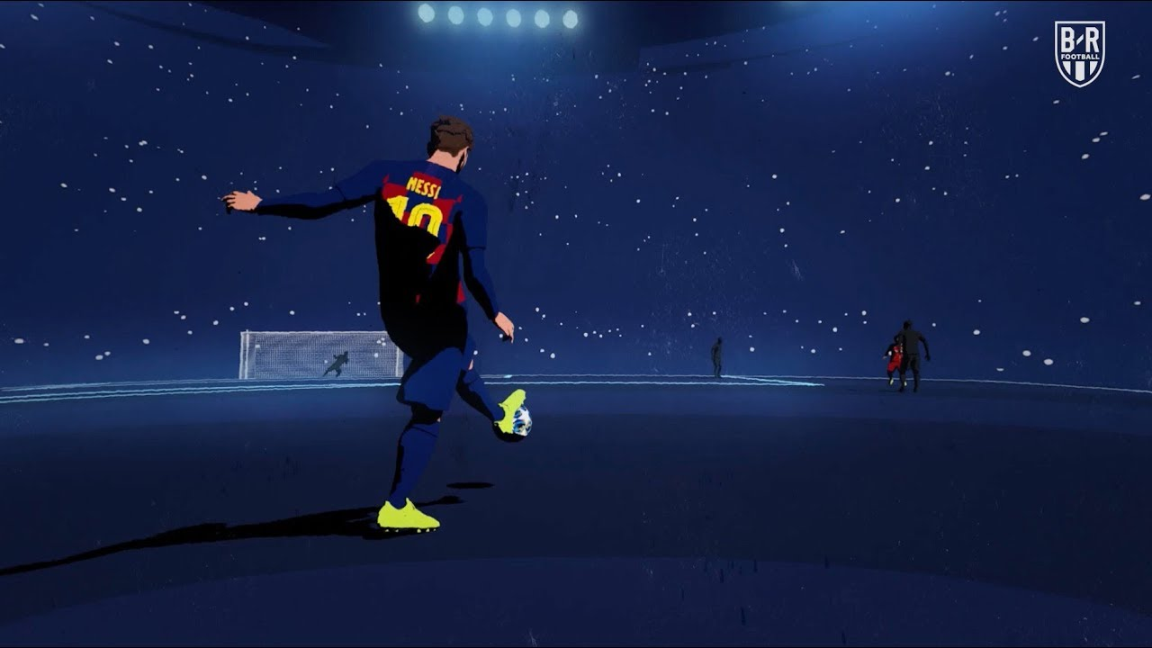B/R Football Celebrate The Champions League With This Epic Animation image of Champions league