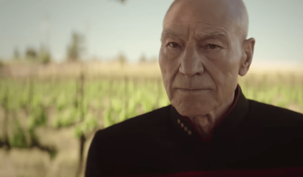Amazon Release This Trailer For The Rebooted Series, Star Trek: Picard image of Star Trek: Picard