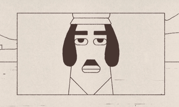 This Animated Short Film Follows The Journey Of A Lonely Postman image of The Postman