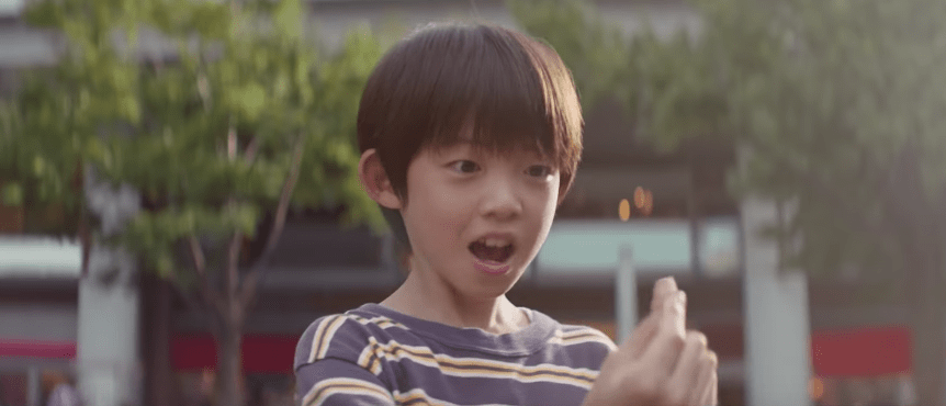 A Little Boy Gets Superpowers In This Cool Ad From Toyota image of Toyota