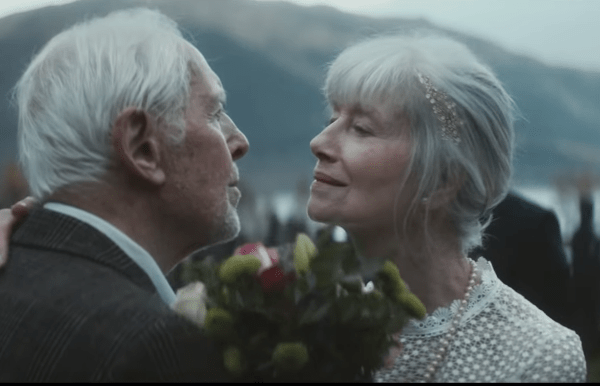 "Watch Mercedes' Moving Short Film ""Eternal Love"" image of Mercedes"