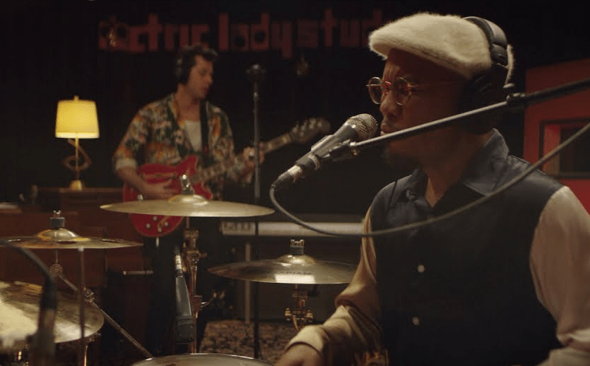 Mark Ronson & Anderson Paak Team Up For