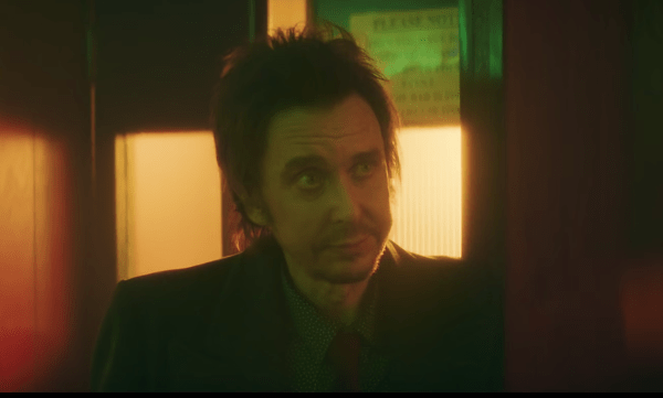 "Peep Show's Superhans Stars In Sam Fender's Music Video For ""Saturday"" image of Superhans"