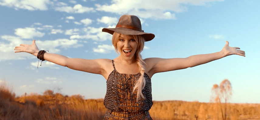 Tourism Australia Welcome Brits To Oz With Their Catchy Tune