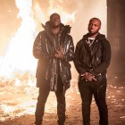 "Stormzy & Headie One Team Up In The Music Video For ""Audacity"" image of Stormzy"