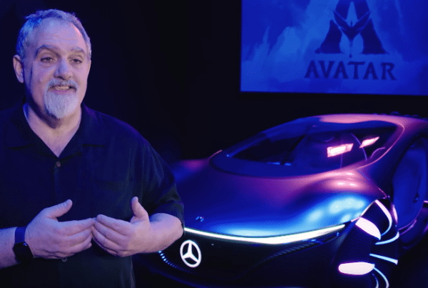 This Doc Shows Us How Mercedes-Benz Built Their Avatar Concept Car image of Mercedes