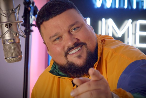 McDonald's & Charlie Sloth Write A Pancake Day Rap image of Pancake Day