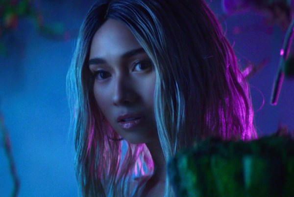"Watch NIKI's Trippy Music Video For ""Switchblade"" image of NIKI"