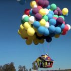 balloon house from Up