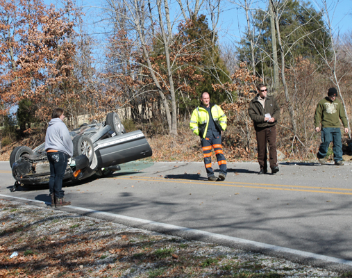 12-22 Reevesville Road crash