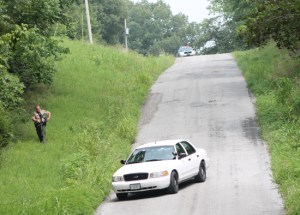 © THE VIENNA TIMES - State, county and local police are on the scene of a possible armed-standoff near Vienna.