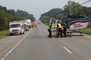 VT I-24 air evac