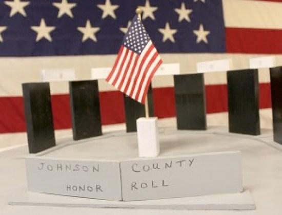 New honor roll memorial