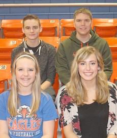 Sophomore-attendants