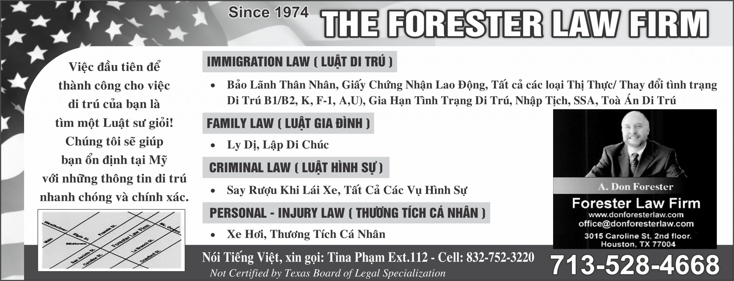 FORESTER LAW FIRM