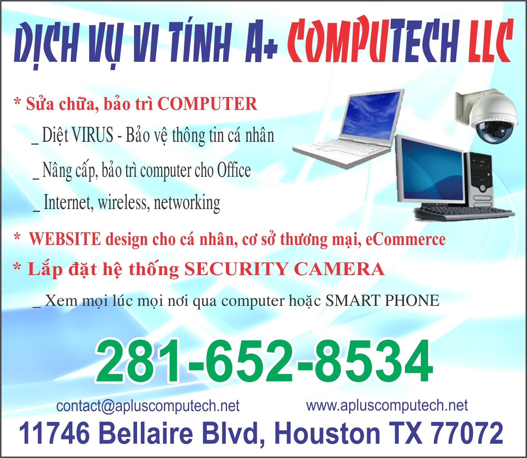 A+ Computech
