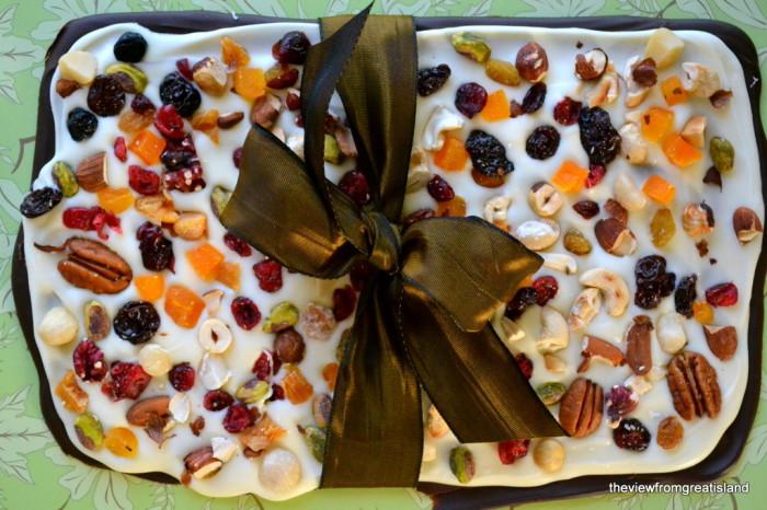 Better-Than-Fruitcake Bark