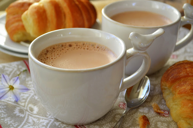 French Press Breakfast Chocolate