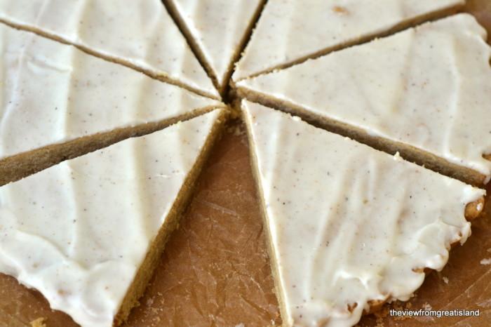 Gingerbread Shortbread