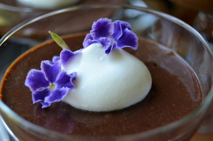 Dark Chocolate Pot de Creme 3