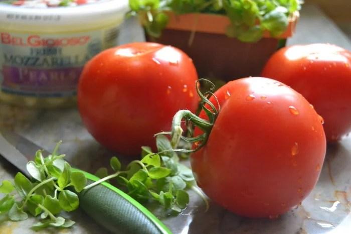 Micro Caprese Salad 2