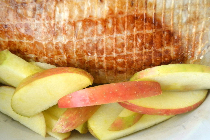 Cider Braised Pork with Apples and Onions 2