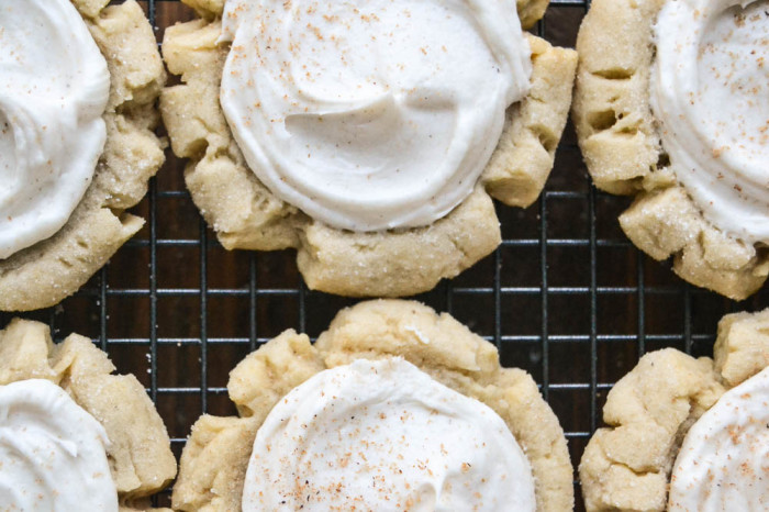 Ginger Spice Swig Cookies