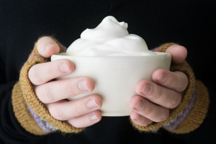 A rich creamy thick hot chocolate to end all hot chocolates!