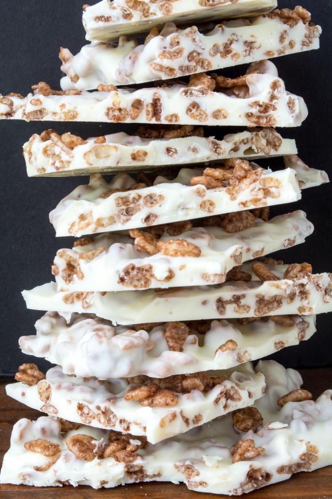 Cocoa Crunch Bark