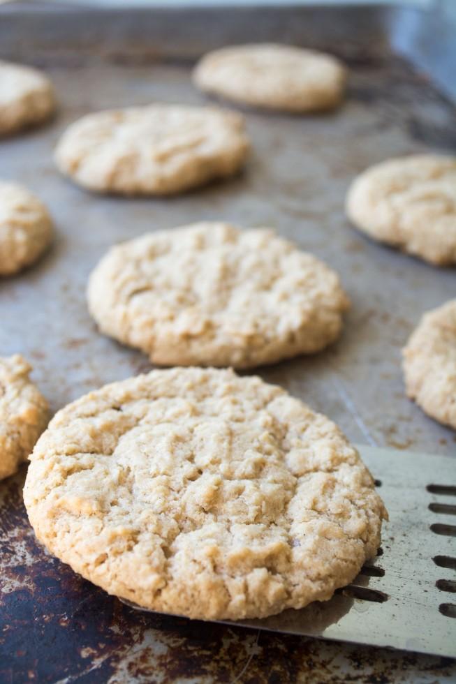 Reader's Recipes: Oatmeal Crispies