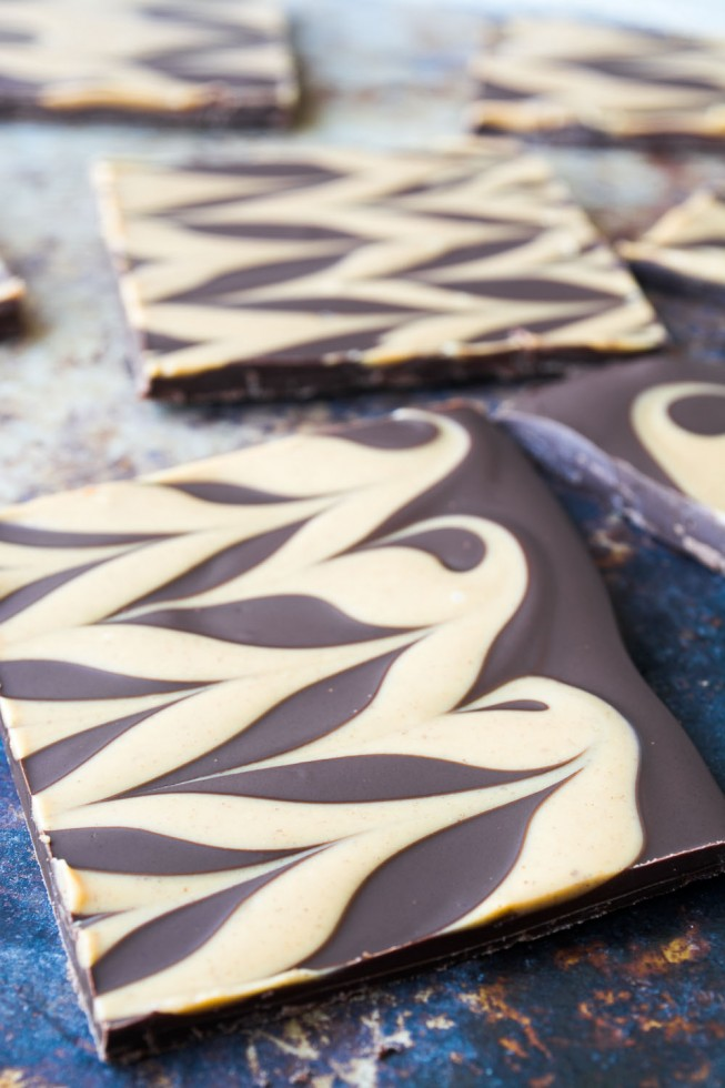Peanut Butter Bark