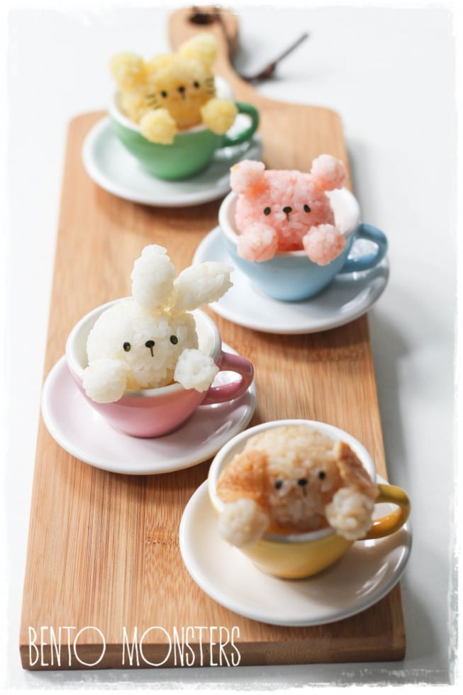 Permission to Play | Animals in Tea Cups