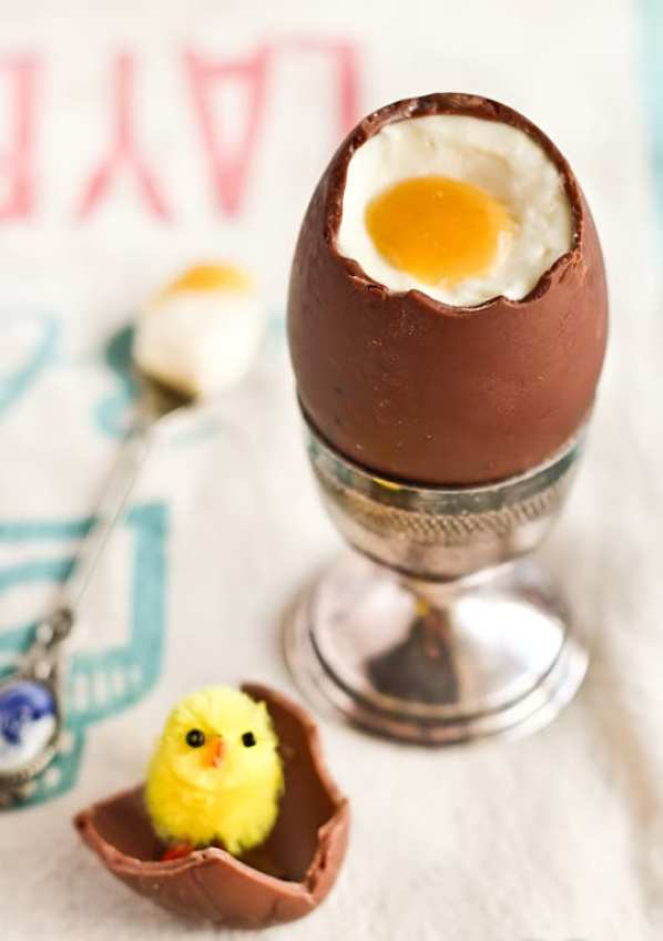 Permission to Play | Chocolate Easter Eggs