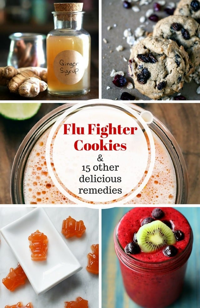 A collection of all natural home remedies that also happen to be delicious!