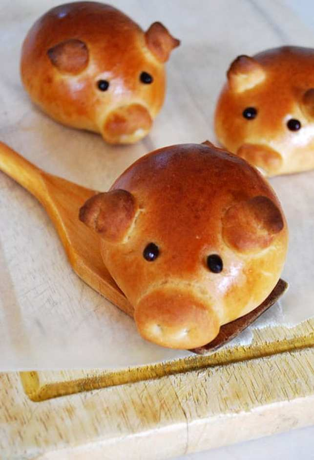 Permission to Play | Sausage Piglet Buns