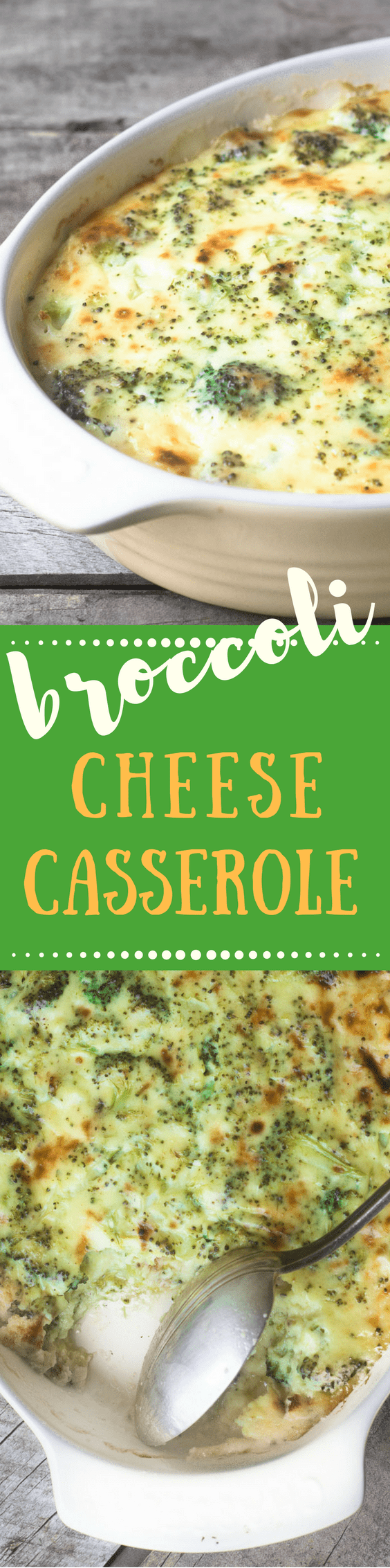 Broccoli Cheese Casserole is a classic side dish that gets a bad rap because generations of moms have resorted to canned soup, frozen broccoli, and mayo.  This version is closer to a French gratin, with everything (easily!) made from scratch. #casserole #broccoli #broccolicheese #comfortfood #sidedish #Thanksgivingsidedish #broccoligratin