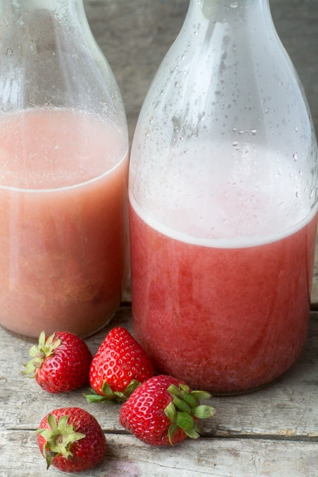 How to Make Homemade Fruit Liqueur fast and easy! theviewfromgreatisland.com